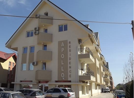 Ansamblu rezidential Apollo Residence 1
